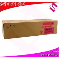 SHARP TONER LASER MAGENTA ARC/170/172M/260M/260P/262M