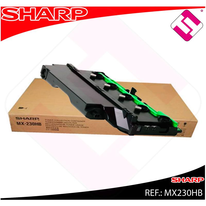SHARP BOTE RESIDUAL MX2310U