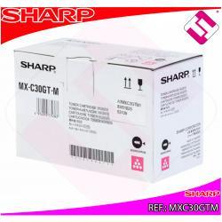 SHARP TONER MAGENTA MX-C250F/C300W/C301W