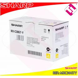 SHARP TONER AMARILLO MX-C250F/C300W/C301W