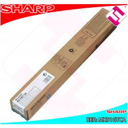SHARP TONER CYAN MX4112N.5112N 18000PAGINAS