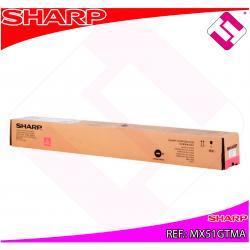 SHARP TONER MAGENTA MX4112N.MX5112N 18000 PAGINAS