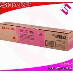 SAHRP TONER MAGENTA MX5500/6200/7000