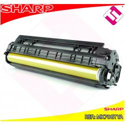 SHARP TONER AMARILLO MX5500/6200/7000