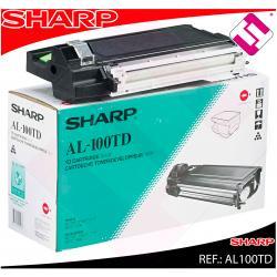 SHARP TONER COPIADORA/AL1000/1200/1220/1500/1520//FO 1530/SN