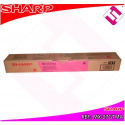 SHARP TONER COPIADORA MAGENTA MX/2300N/2700N/3500N/3501N/450
