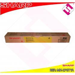 SHARP TONER COPIADORA AMARILLO MX-/2300N/2700N/3500N/3501N/4