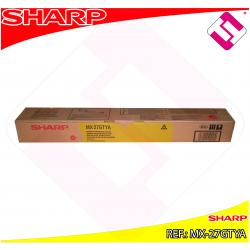 SHARP TONER COPIADORA AMARILLO MX-/2300N/2700N/3500N/3501N/4