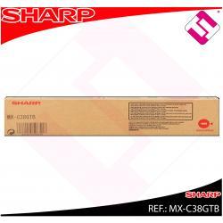 SHARP TONER COPIADORA NEGRO MXC/310/311/380/381