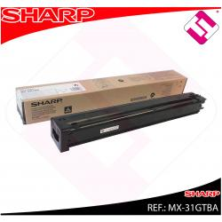SHARP TONER COPIADORA NEGRO MX/2301N/2600/3100