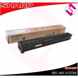 SHARP TONER COPIADORA NEGRO MX/2301N/2600/3100