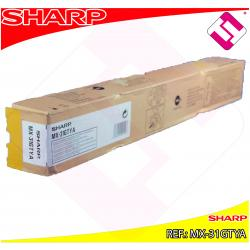 SHARP TONER COPIADORA AMARILLO MX/2301N/2600N/3100/4100/4101