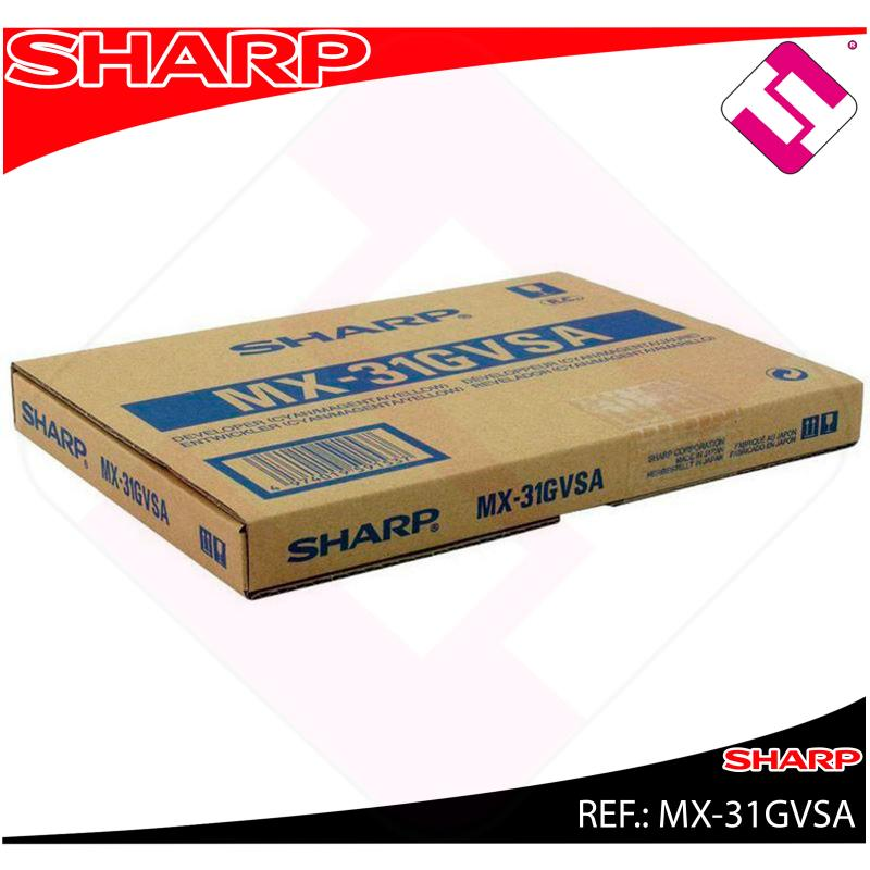 SHARP DEVELOPER COPIADORA COLOR MX-/2301N/2600/3100/4100N/41