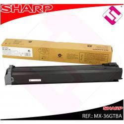 SHARP TONER COPIADORA NEGRO MX-/2610/3110N 24000PA