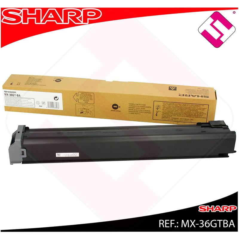 SHARP TONER COPIADORA NEGRO MX-/2610/3110N 24000PA