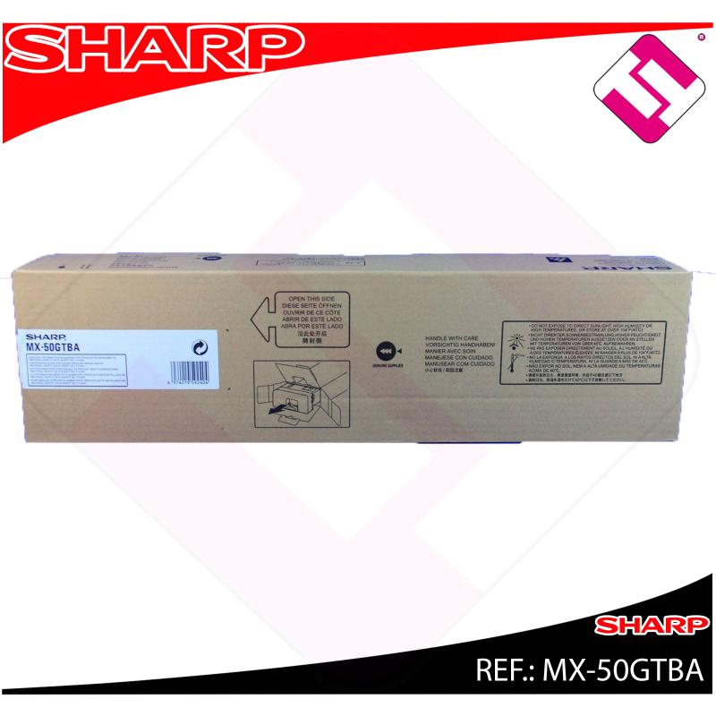SHARP TONER COPIADORA NEGRO MX-/4100N/5000N/5001N