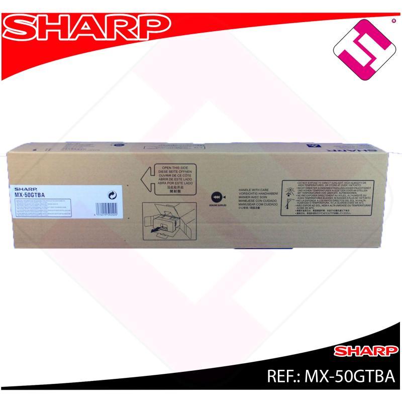 SHARP TONER COPIADORA NEGRO MX-/4100N/5000N/5001N