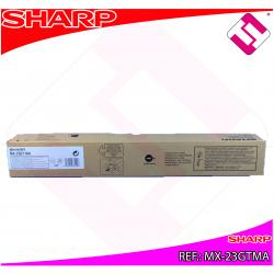SHARP TONER COPIADORA MAGENTA MX-/2310U