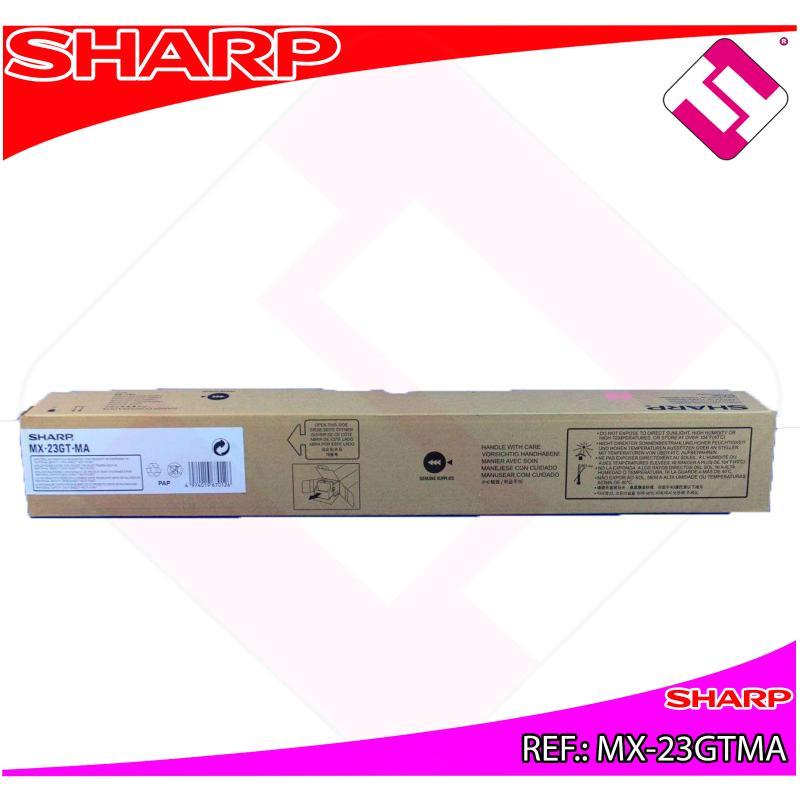 SHARP TONER COPIADORA MAGENTA MX-/2310U