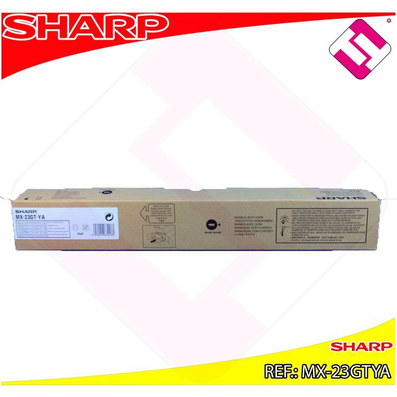 SHARP TONER COPIADORA AMARILLO MX-/2310U