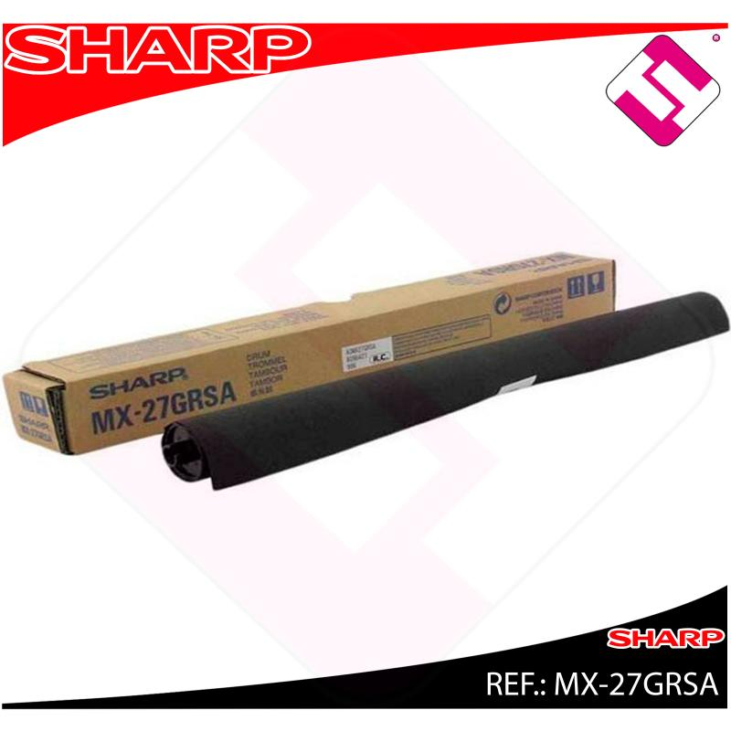 SHARP TAMBOR NEGRO MX/2300N/2700N/3500N3501N