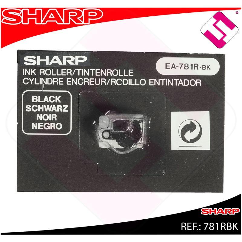 SHARP CARTUCHO INYECCION TINTA NEGRO EL/1801/2901E/2901R/219
