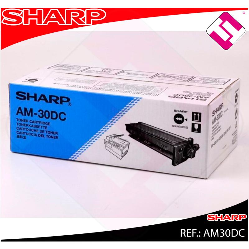 SHARP TONER COPIADORA AM/300/400