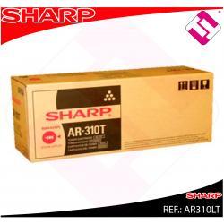 SHARP TONER LASER NEGRO ARM256/316 25.000 COPIAS