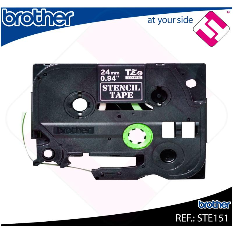 BROTHER CINTA ROTULADORA PT-/2700VP/3600/9500PC PR-/9600