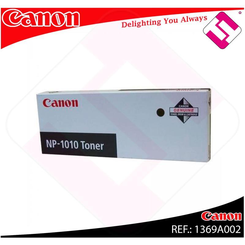 CANON TONER COPIADORA NEGRO PACK 2 NP/1010/1020/6010