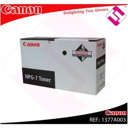 CANON TONER COPIADORA NEGRO NPG-7 10.000 PGINAS NP/6330/603