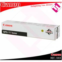 CANON TONER COPIADORA NEGRO NPG-11 NPG11 NP/6012/6112/6512/6