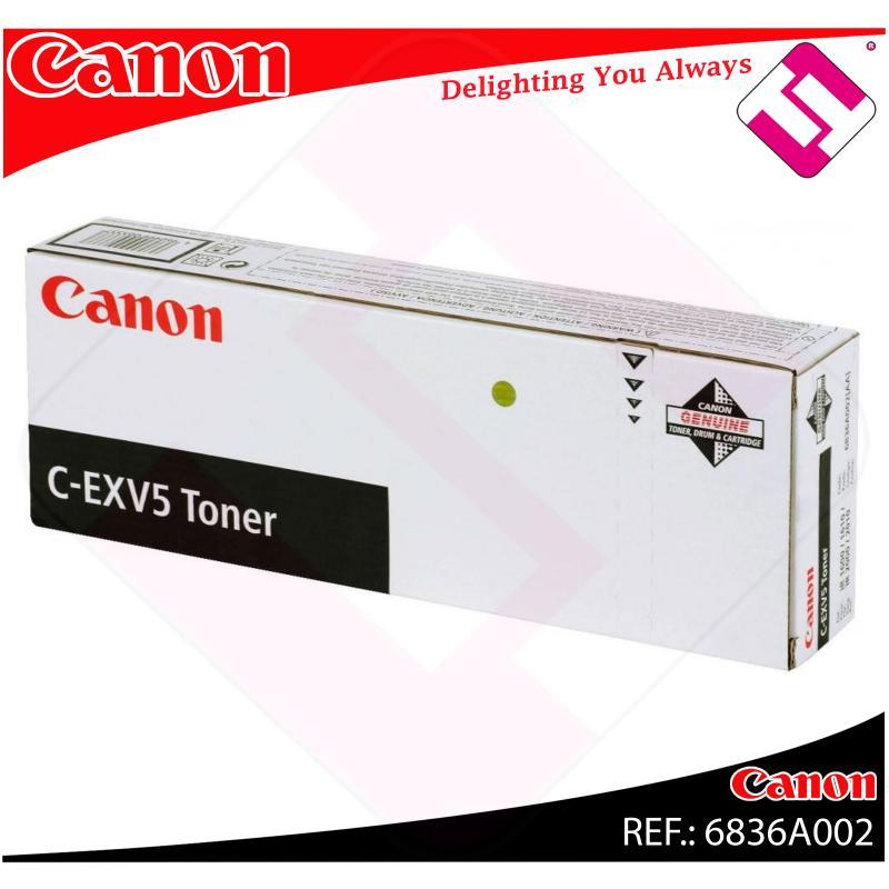 CANON TONER COPIADORA NEGRO C-EXV5 IR/1600/1610/2000