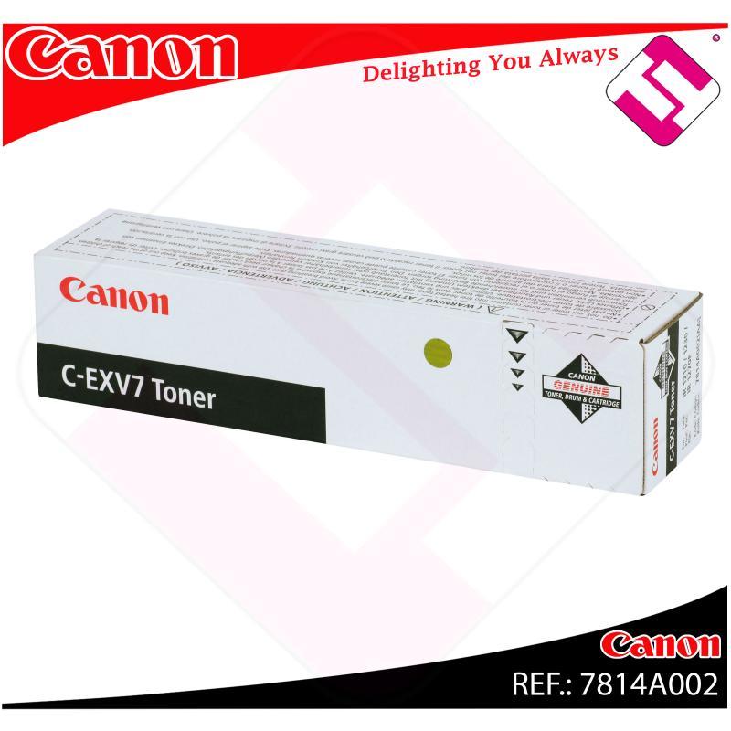 CANON TONER COPIADORA NEGRO CEXV7 IR/1210/1230/1270/1530/157