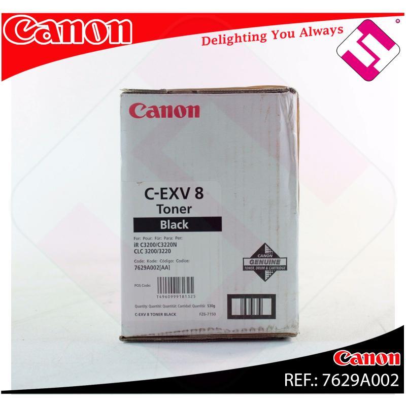 CANON TONER COPIADORA NEGRO CEXV8 CLC/2620/3200/3220 IRC/262