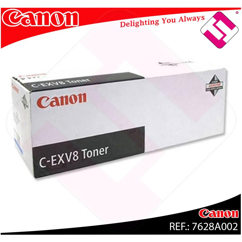 CANON TONER COPIADORA CIAN CEXV8 25.000 PAGINAS CLC/3200/322