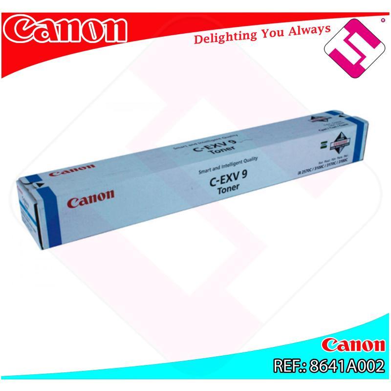 CANON TONER COPIADORA CIAN CEXV9 8.500 PGINAS IR/3100CN/317