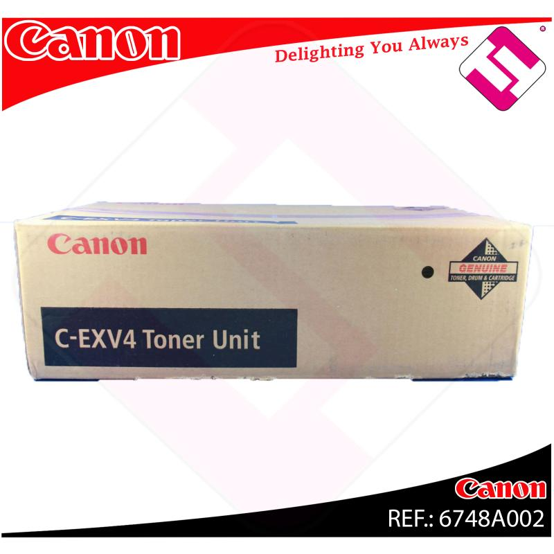 CANON TONER COPIADORA NEGRO CEXV4 73.200 PGINAS IR/8500/105