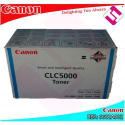 CANON TONER COPIADORA CIAN CLC/500/5100/4000