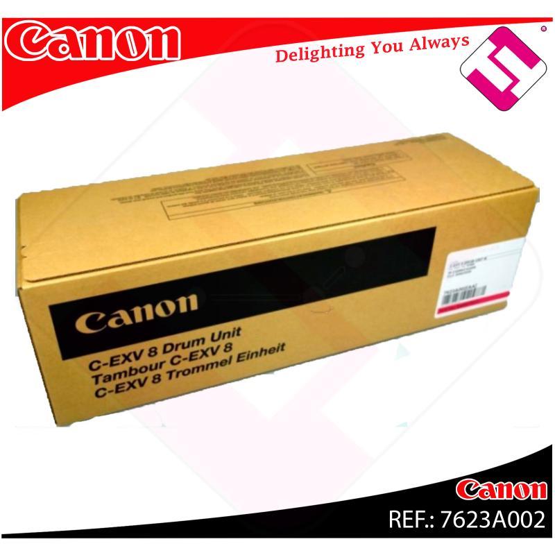 CANON TAMBOR COPIADORA MAGENTA CEXV8 CLC/3200/3220/2620 IRC/
