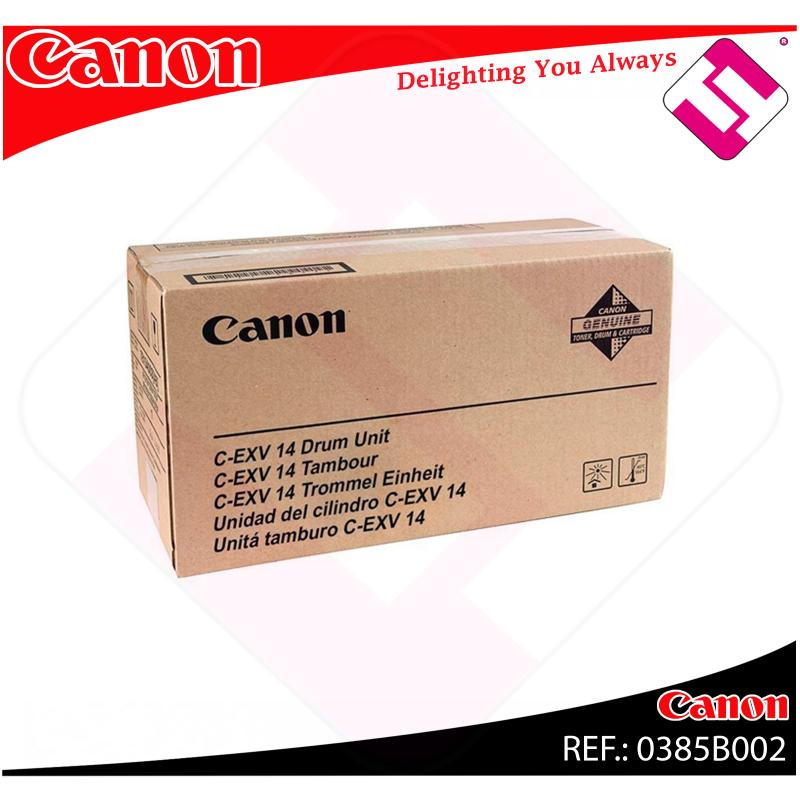 CANON TAMBOR COPIADORA CEXV14 IR/2016/2020