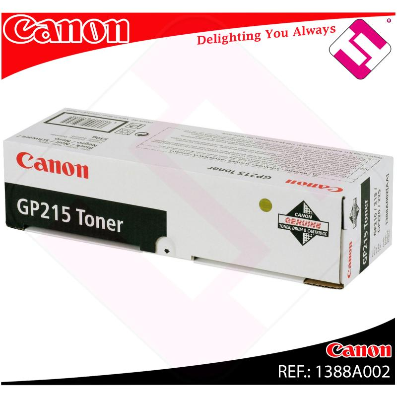 CANON TONER COPIADORA GP/210/215/220/225
