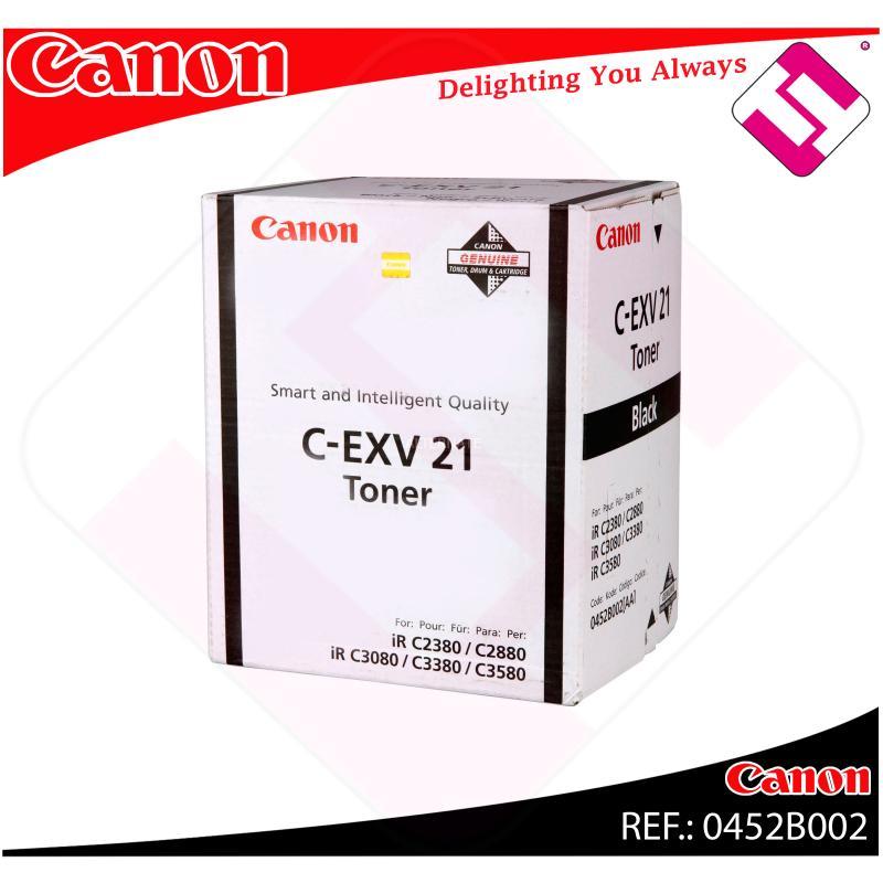 CANON TONER COPIADORA NEGRO CEXV21 IRC/2380I/2880I/3380I