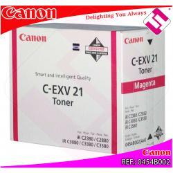 CANON TONER COPIADORA MAGENTA CEXV21 IRC/2380I/2880I/3380I