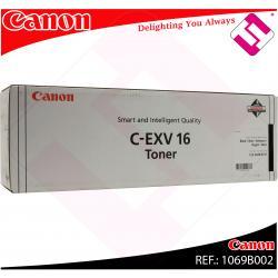 CANON TONER COPIADORA NEGRO CEXV16 CLC/4040/5151