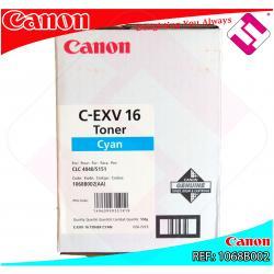 CANON TONER COPIADORA CIAN CEXV16 CLC/4040/5151