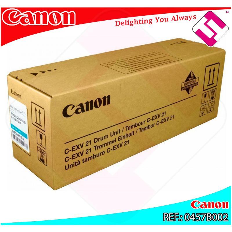 CANON TAMBOR COPIADORA CIAN CEXV21 53.000 PAGINAS IRC/3380/3