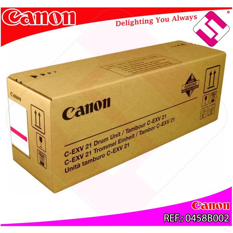 CANON TAMBOR COPIADORA MAGENTA CEXV21 53.000 PAGINAS IRC/338