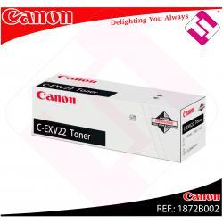 CANON TONER COPIADORA NEGRO CEXV22 9.000 PAGINAS IR/5055/506
