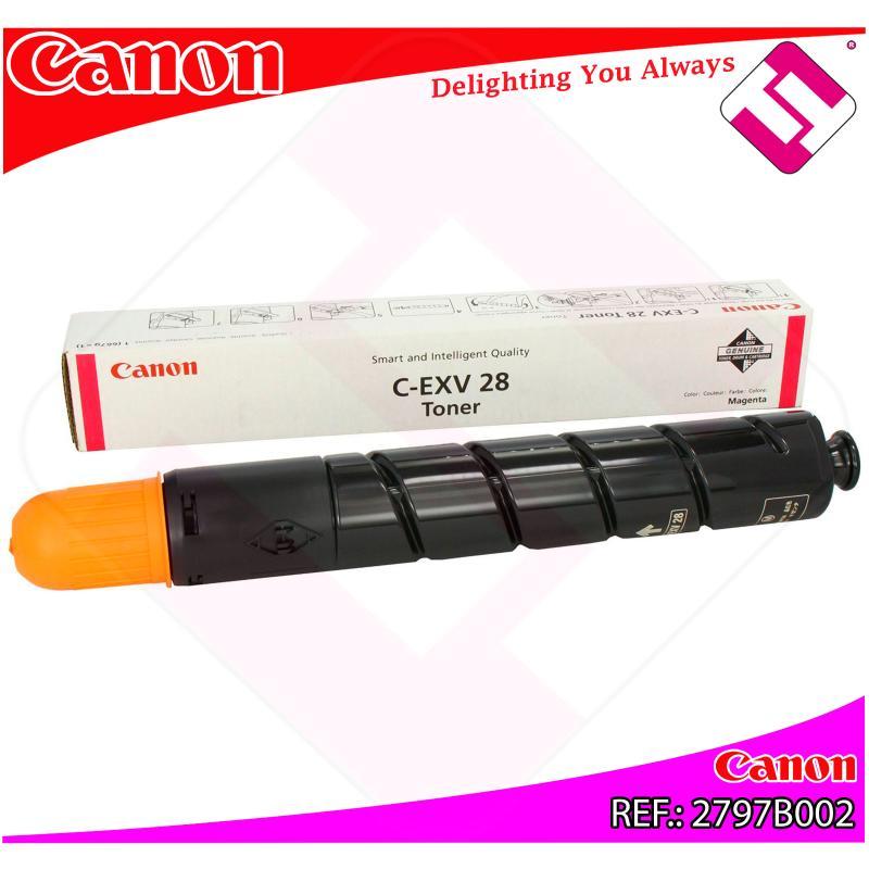 CANON TONER COPIADORA MAGENTA C-EXV28 38.000 PAGINAS IR C/50
